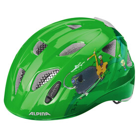 Alpina Ximo Flash Helmet Juniors race day